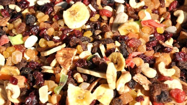 Fruits secs et oléagineux
